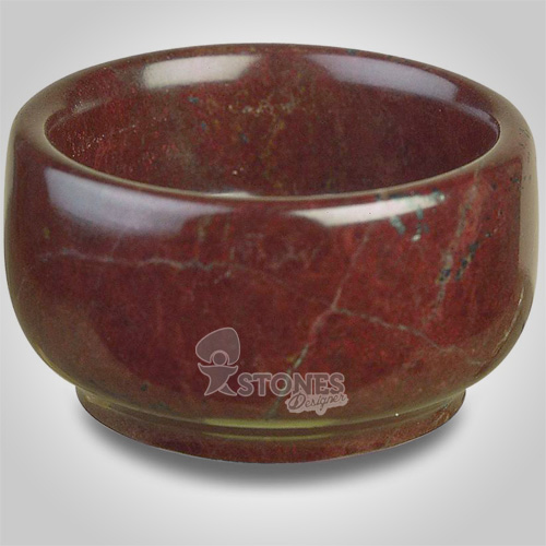 Bowl Red Zebra Marble Onyx 4 Quot Inch Stone Marble Onyx