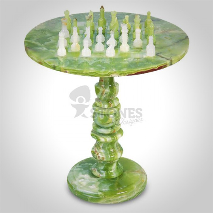 Multi Green Onyx Table 16 Quot X 26 Quot Inch Stone Marble